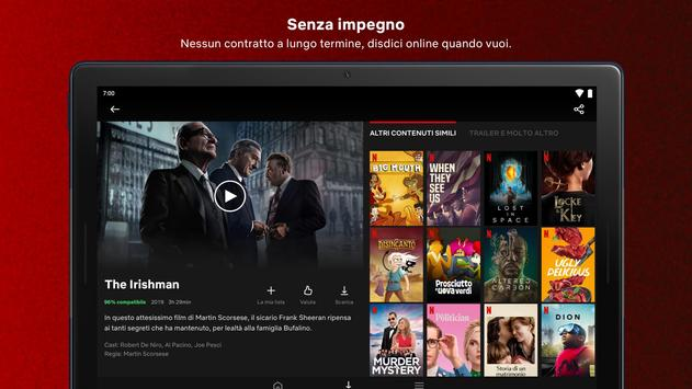 20 Schermata Netflix
