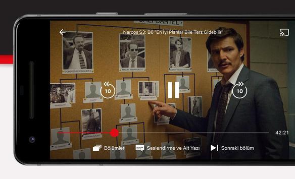 Netflix Ekran Görüntüsü 3