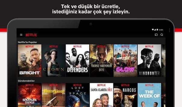 Netflix Ekran Görüntüsü 4