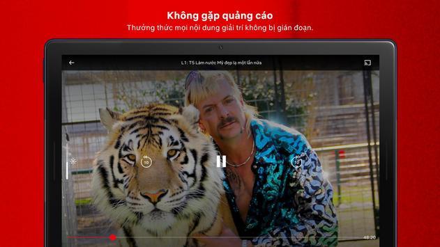 Netflix ảnh chụp màn hình 11