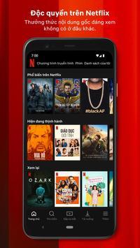 Netflix ảnh chụp màn hình 1