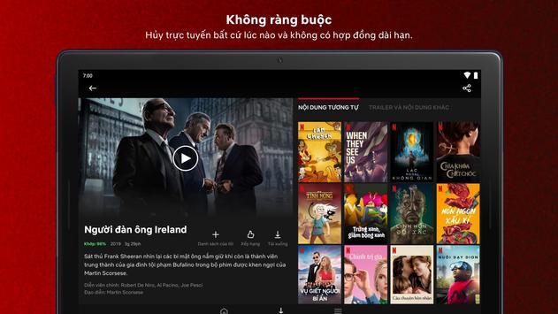 Netflix ảnh chụp màn hình 12