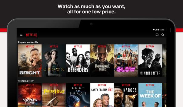 Netflix screenshot 4