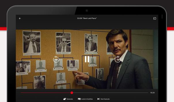 6 Schermata Netflix