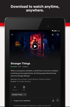 8 Schermata Netflix