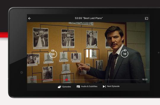 Netflix स्क्रीनशॉट 9