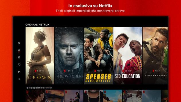 1 Schermata Netflix