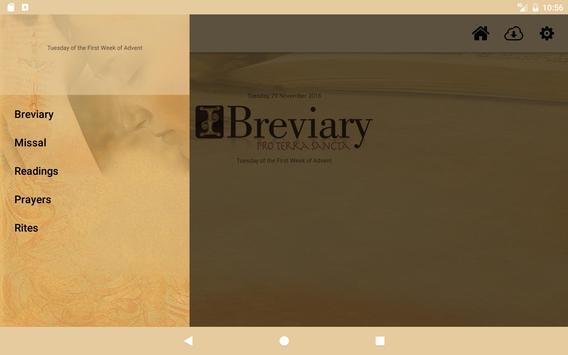 iBreviary screenshot 9