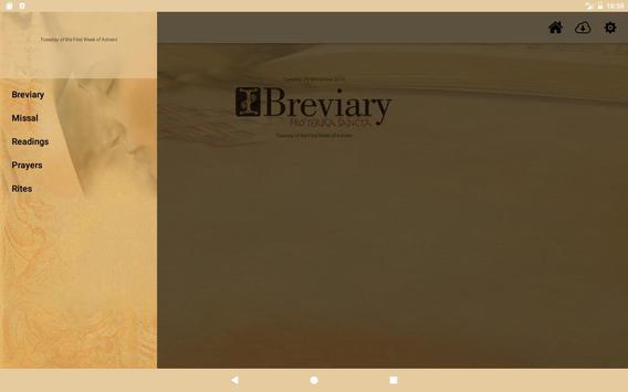 iBreviary screenshot 13