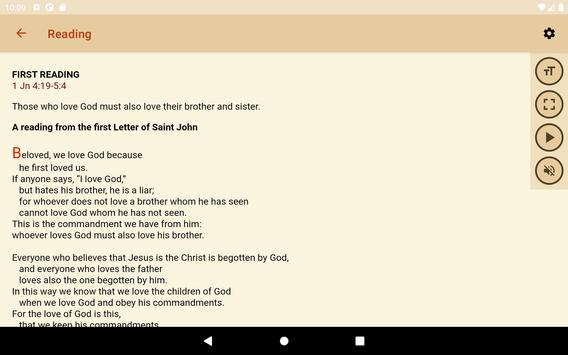 iBreviary screenshot 16