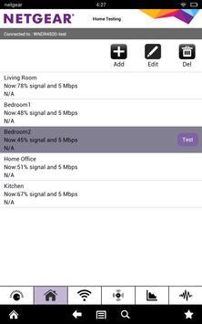 NETGEAR WiFi Analytics تصوير الشاشة 16