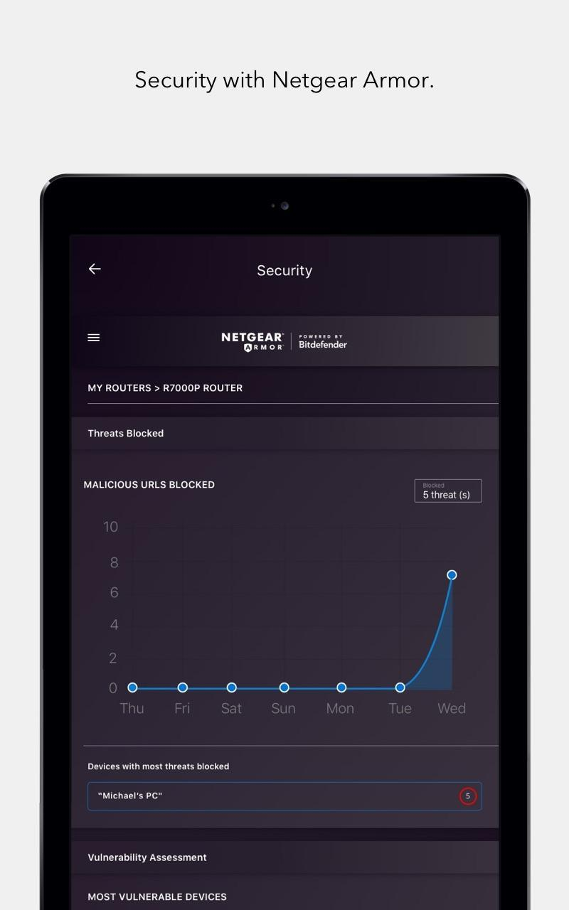 NETGEAR Nighthawk – WiFi Router App for Android - APK Download