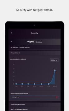 NETGEAR Nighthawk – WiFi Router App screenshot 9