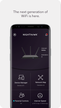 netgear genie for android