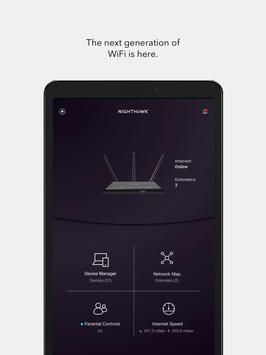NETGEAR Nighthawk – WiFi Router App screenshot 14