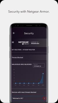 NETGEAR Nighthawk – WiFi Router App capture d'écran 2