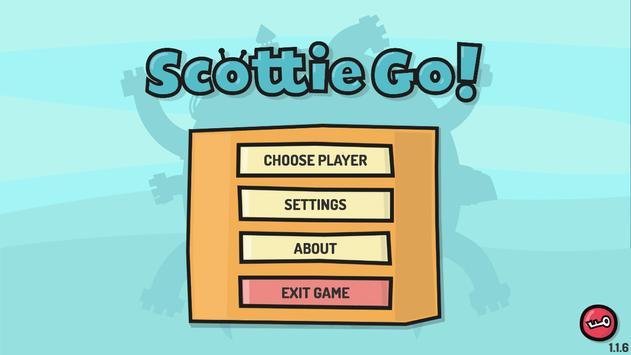 Scottie Go! Edu الملصق