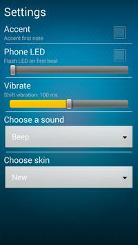 最好的節拍器和調音器 截圖 3