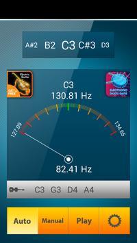 最好的節拍器和調音器 截圖 12