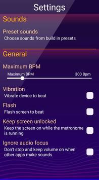 Metronome terbaik screenshot 2