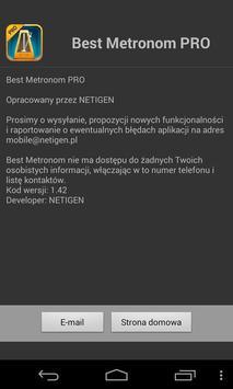 Najlepszy Metronom screenshot 3