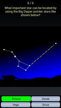 Constellations Quiz screenshot 3