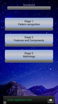 Constellations Quiz screenshot 1