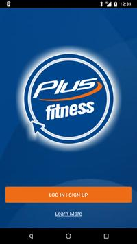 Plus Fitness poster
