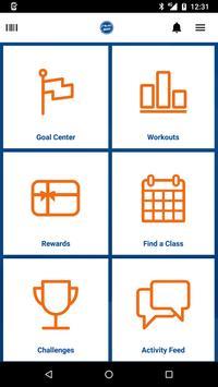 Plus Fitness screenshot 2