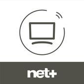 net+ TV icon