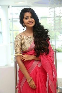 Anupama Parameswaran Latest Wallpapers & Gallery poster
