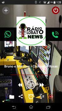 Radio lobato News screenshot 1