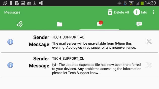 NetSupport Manager Client screenshot 3
