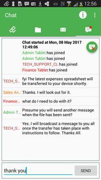NetSupport Manager Client screenshot 4