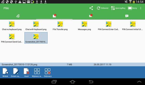 NetSupport Manager Client screenshot 8