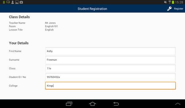 NetSupport School Student screenshot 9