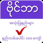 ဗိုင္ဘာလမ္းၫႊန္ - VB Guide Myanmar icon