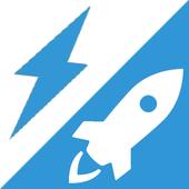 ikon Internet Speed Up