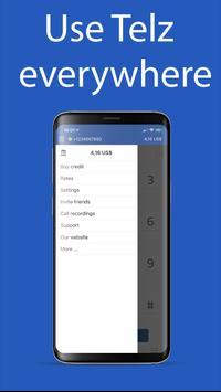 International calls screenshot 3