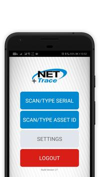 NetTrace NAMScan screenshot 1
