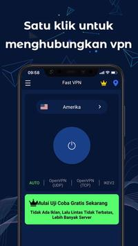 FastVPN - VPN Superfast Dan Aman Untuk Android! penulis hantaran