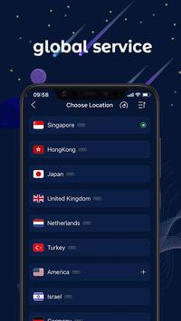 FastVPN - Superfast And Secure VPN For Android! screenshot 1