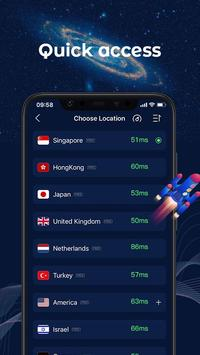 FastVPN - Superfast And Secure VPN For Android! screenshot 2