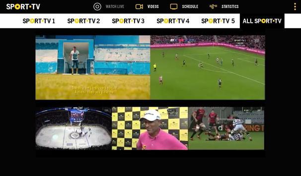 SPORT TV screenshot 7
