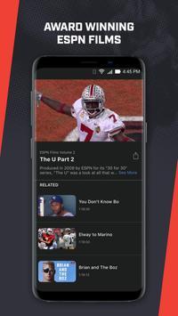 ESPN Player screenshot 3