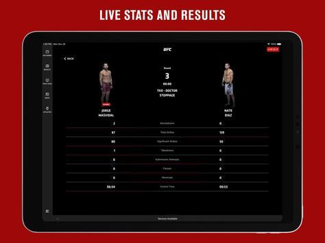 UFC स्क्रीनशॉट 15