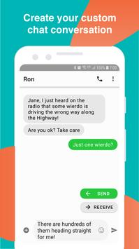Text Message Creator screenshot 7