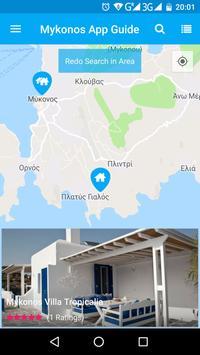 Mykonos 24 App Guide screenshot 4