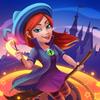 Charms of the Witch - Jogos Match 3 Gratuitos ícone