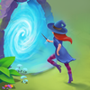 Charms of the Witch: Magic Mystery Match 3 Games 아이콘